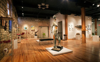 Main Gallery, Water Street Studios