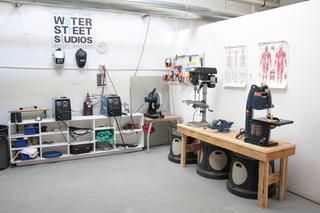 3D Class Room, Water Street Studios