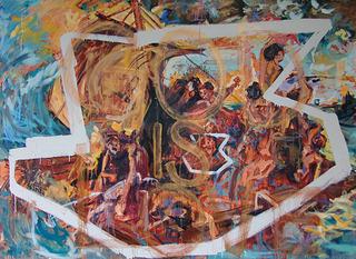 The Raft of Medusa, Shanna Waddell