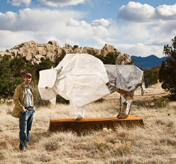 White Bison Monument , Kevin Box