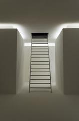 Corridor stairway, Roderick Hietbrink