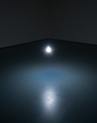 Light bulbs to Simulate Moonlight, Katie Paterson