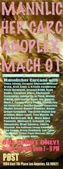 Mannlicher Carcano Plex Mach 01, Doug Harvey
