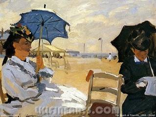 Claude Monet ,