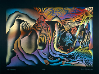 The Creation, Judy Chicago