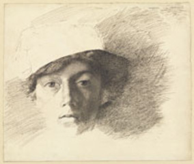 Self-Portrait, Charles Samuel Keene