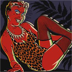"""Jungle Girl"", Lou Brooks"