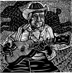 Faces of Son Jarocho II, Alec Dempster