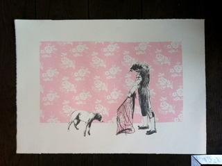 Matador Print, Charming Baker