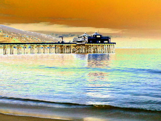 Malibu Pier , Maureen J Haldeman