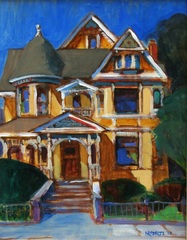 House on Pacific, Nancy Roberts