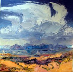 Transfiguration, Louisa McElwain