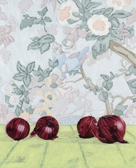 Onions, Holly Coulis