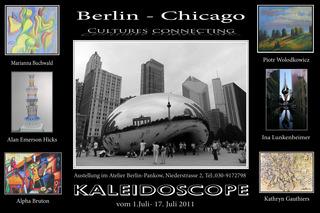 Kaleidoscope- , Ina Lunkenheimer