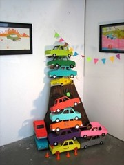 Car Sculpture,Carly Haffner