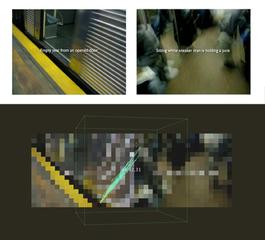 Subway Synesthesia, Kenji Kojima