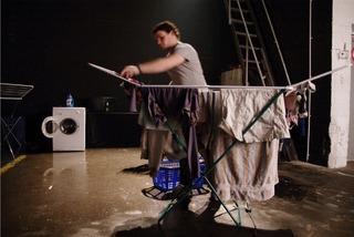 ich hasse das verfickte Wäschemachen, Stephen Neidich