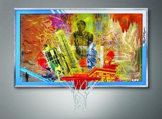 "Kevin Durant ""Fast Break"", URNY"