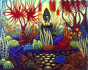 The Enchanted Garden, Patssi Valdez