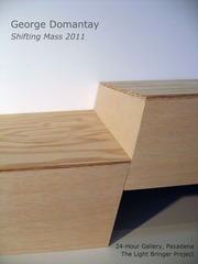 Shifting Mass, George Domantay