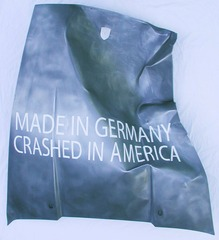 Made in Germany, Crashed in America, Aleve Mei Loh