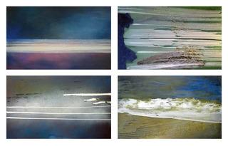 Wave Lines, David Lucas
