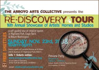 , Arroyo Arts Collective Artists
