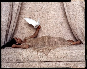 Les Femmes du Maroc: La Sultane, Lalla Essaydi