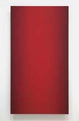 Charmed (Red), Double Primary Red Blue Series, Ruth Pastine