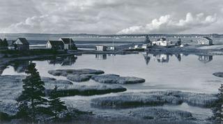 Springtime, Nova Scotia, A. Aubrey Bodine