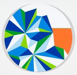 Color Key 23, Aaron Parazette