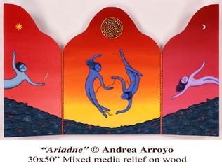 Ariadne, Andrea Arroyo