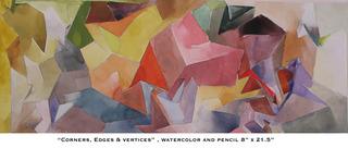 Corner Sedges Verticles, Gabriel Patti