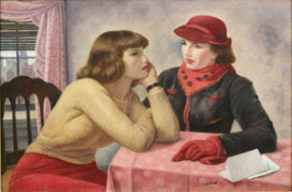 The Conversation,Abraham Leon Kroll