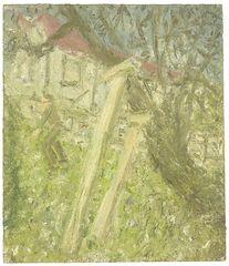 Cherry Tree, Early January , Leon Kossoff