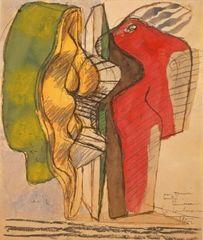 Objet à réaction poétique  , Le Corbusier