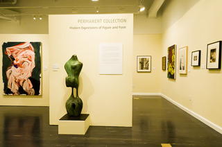 PERMANENT COLLECTION: Modern Expressions of Figure and Form, VARIOUS