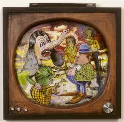 Plaid TV, Tag Team—Tim Sharman & Walter Robinson