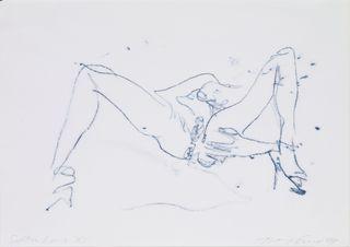 SUFFER LOVE XI, Tracey Emin