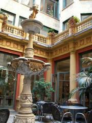 FAB Courtyard ,