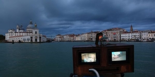 \'The Black Box, at the 53rd Biennale di Venezia, Venice, Italy,Xing Xin