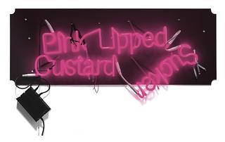 Pink Lipped Custard Sucker, Jason Rhoades