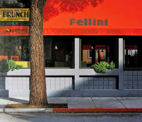 Fellini (Berkeley, CA)   , Gus Heinze
