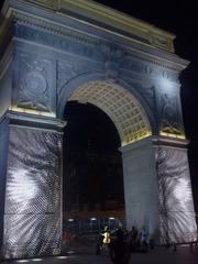 Washington Square Park performance, Michael Murphy