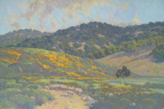 Near Lake Quail, El Tejon Ranch, Rodolfo Rivademar