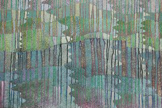 Mosaic Waters VII, John Cullen