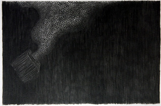 silence from the dark cube was hybnotic, Robert Wilhite