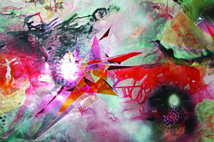 20110824205504-feeling_space__mixed_media_on_reflective_material