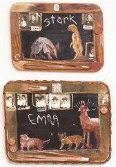 Stark & Emma, Kathi Flood