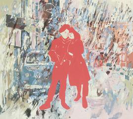 Lovers in the Snow, Kristopher Benedict